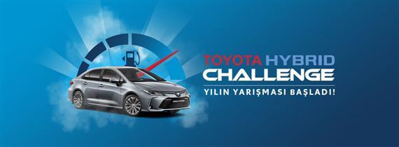 En az yakıt tüketenin kazandığı Toyota Hybrid Challenge'a hoş geldiniz!